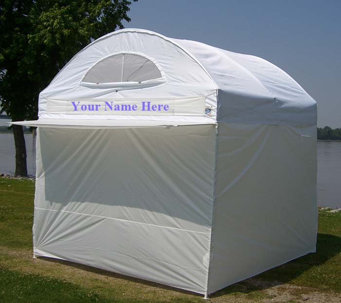 Ez & EZ UP Canopy 10 x 10 Canopy Tent Craft Dome EnDeavor - Awning ...