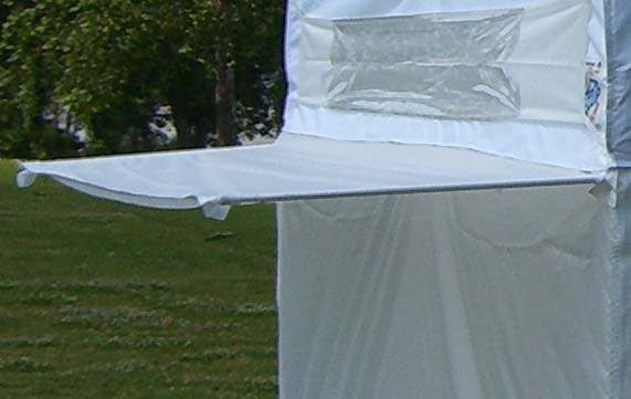canopy & EZ UP Canopy 10 x 10 Canopy Tent Craft Dome EnDeavor - Awning ...
