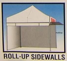 4. 4 Zipper Roll up Sidewalls. Ez. canopy  sc 1 st  HutShop.com & EZ POP UP Canopy 10 x 10 Tent Canopy Instant Shelter Z SHADE ...